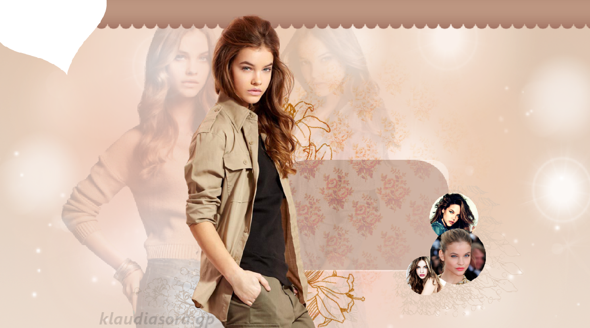 Barbara Palvin header by Klaudiasoraa