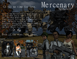 Mercenary Cover by SgtSareth