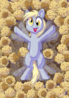 Muffin Dream by Znackish
