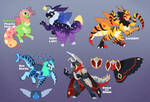 Omniopteryx Guest Adopts! - Closed
