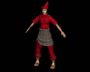 Hang Tuah Model
