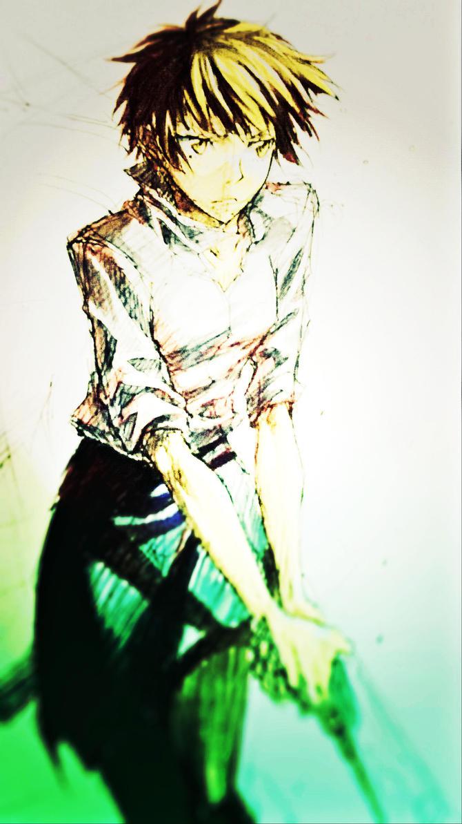 Tsunemori Akane by SilentHill007