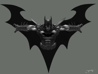 batman by gabos