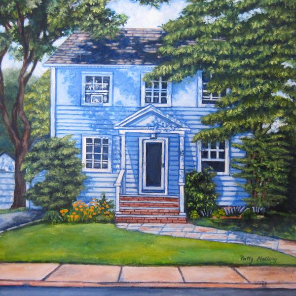 Mya's House by mallory-me