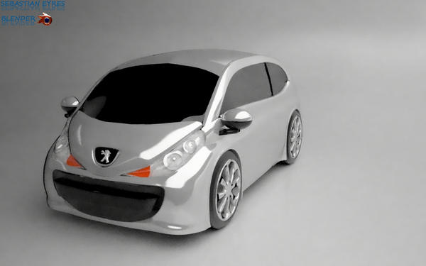 2009 Peugeot Moonster Concept Car Pictures