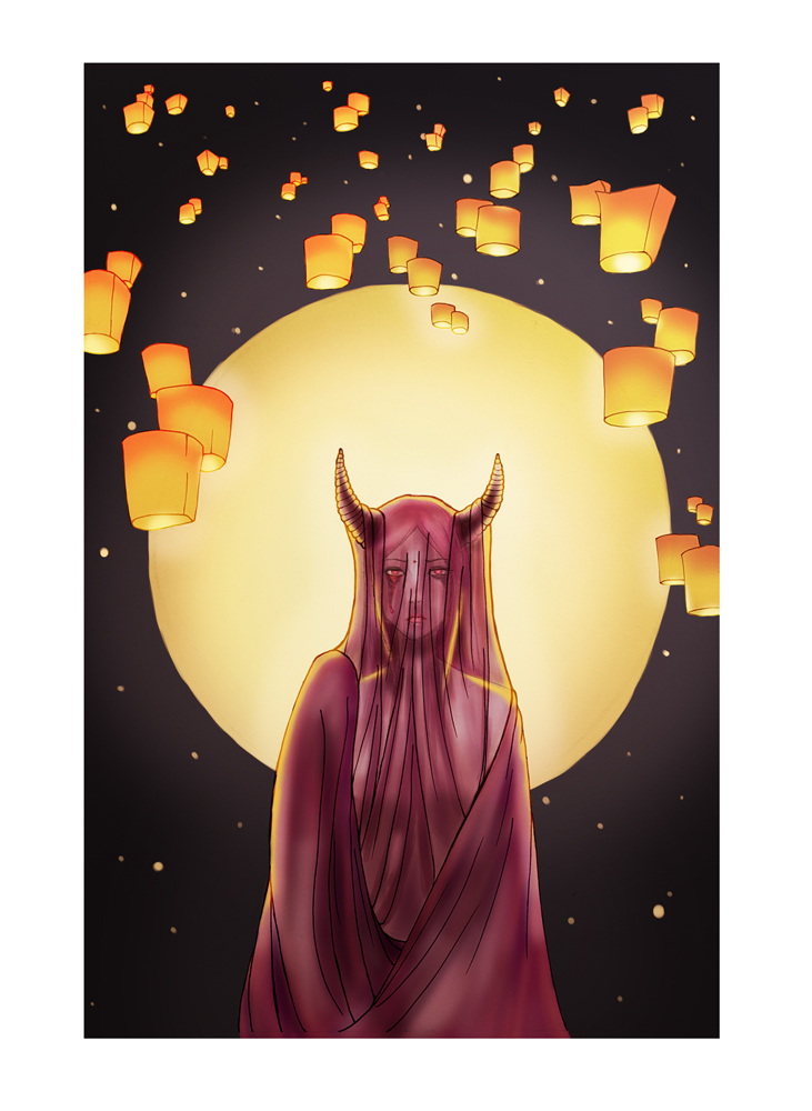 Demons by Shiyatsu