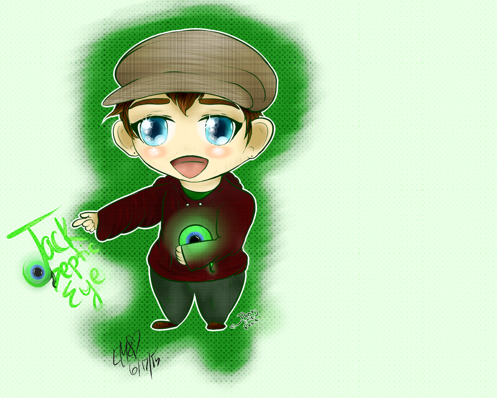 chibi markiplier and jacksepticeye - photo #30