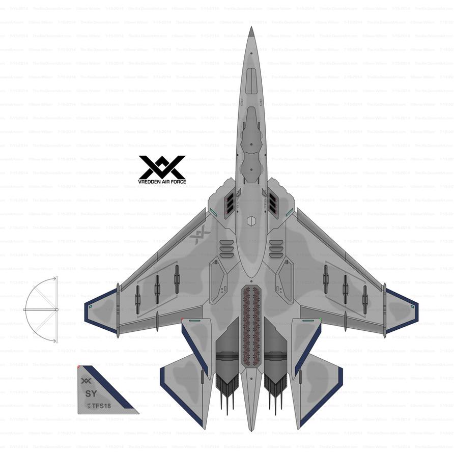 VTF-24 (In Progress) by The-Xie