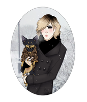 winter by Akita-sensei