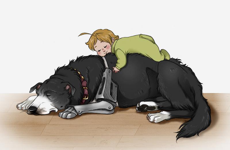 nap by Akita-sensei