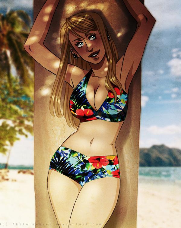 Summer by Akita-sensei