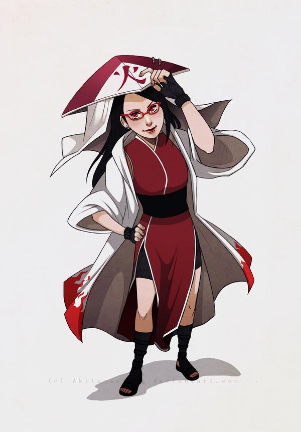 I've decided to become Hokage by Akita-sensei