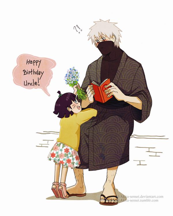 Happy Birthday by Akita-sensei