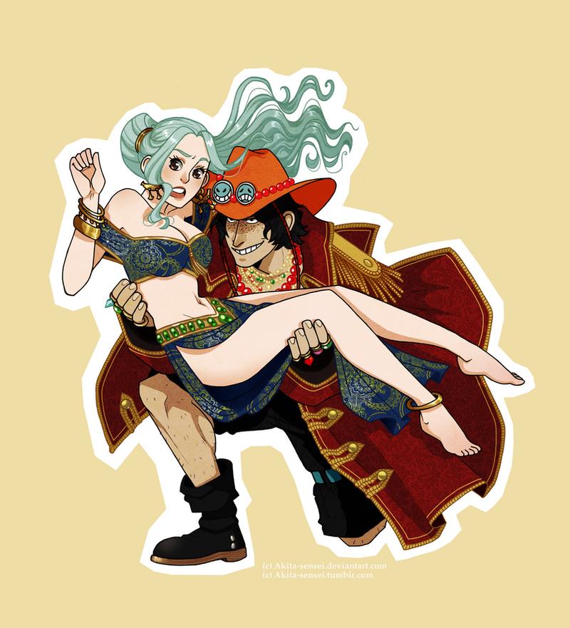 bloody pirates by Akita-sensei