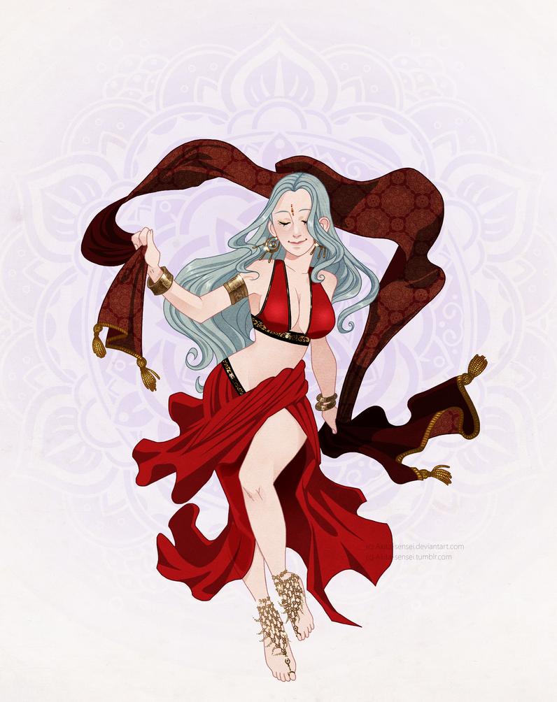 dance dance dance by Akita-sensei