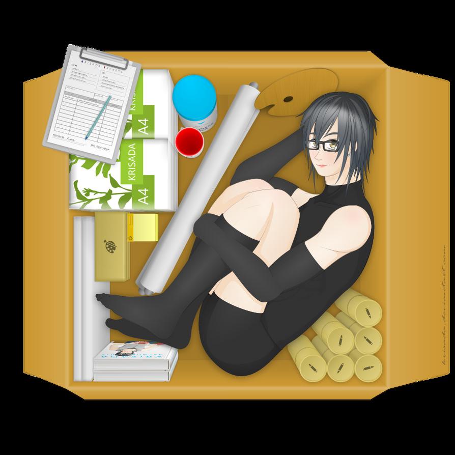 Art Box by Krisada