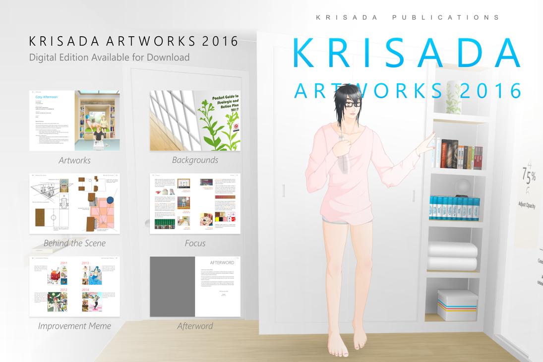 Download Now: Krisada Artworks 2016 by Krisada