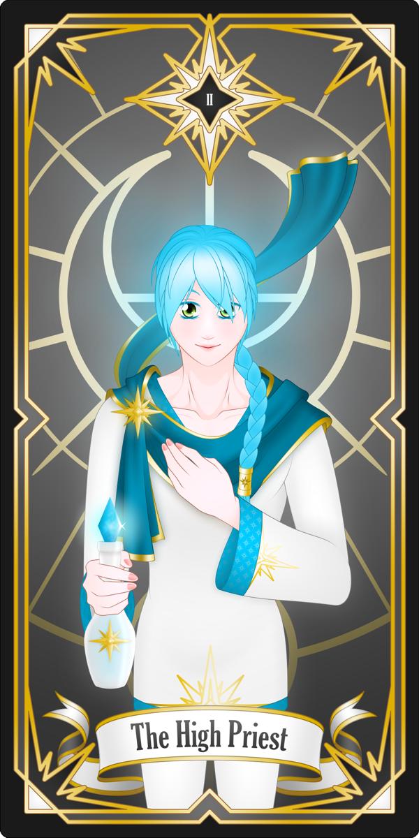 The High Priest by Krisada