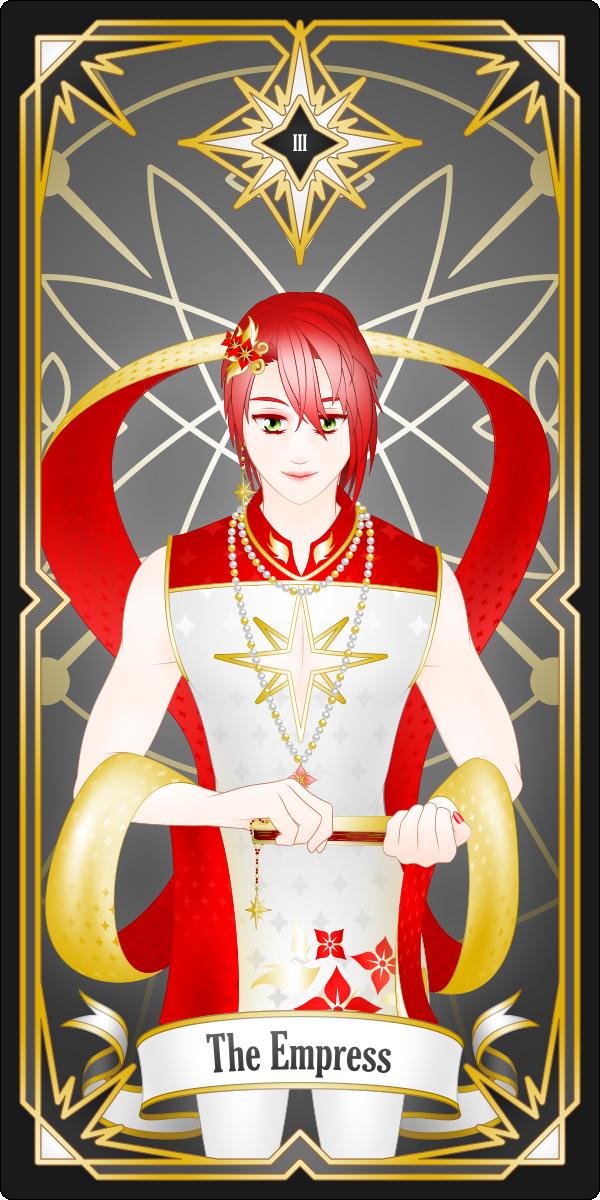 The Empress by Krisada