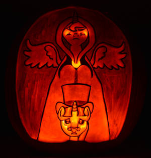 Hearth's Warming Pumpkin