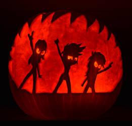 EqG Cutie Mark Crusaders Pumpkin