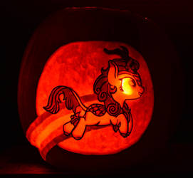 Autumn Blaze Pumpkin