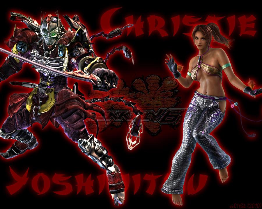 Yoshimitsu Tekken 6 Wallpaper Christie, Yoshimitsu -...