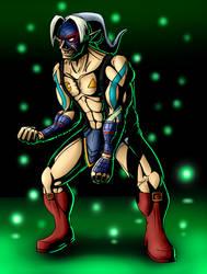 Luchador Link