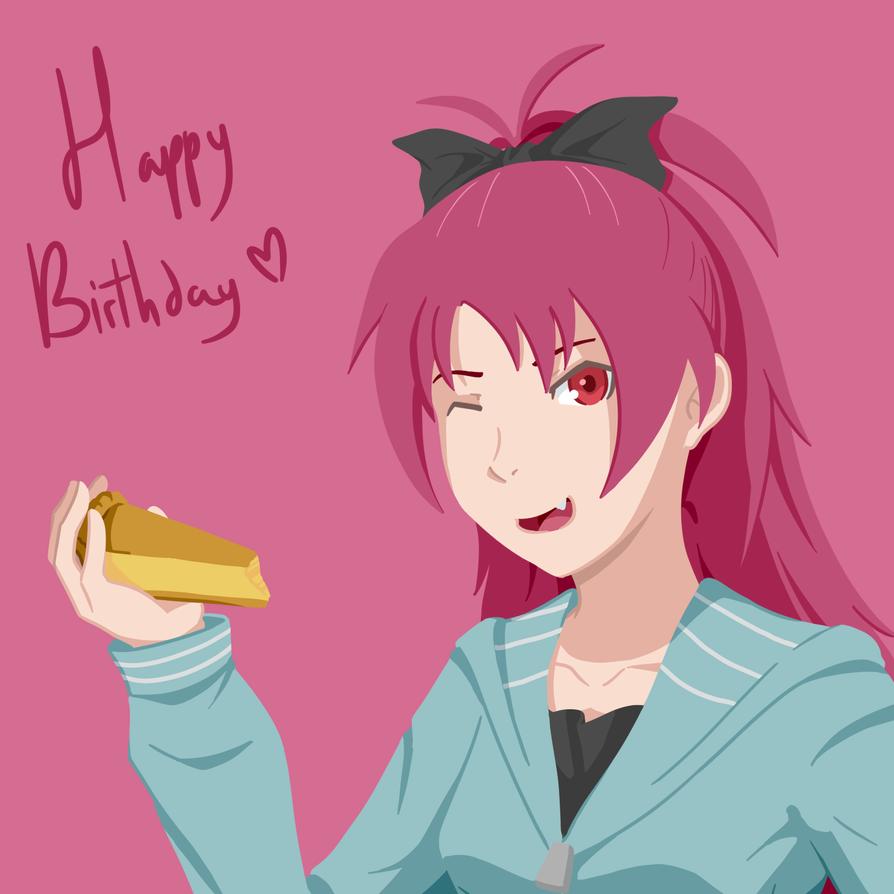 Happy Birthday Lacey! By Keikuina On DeviantArt