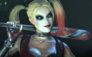 Harley Quinn by captainval38