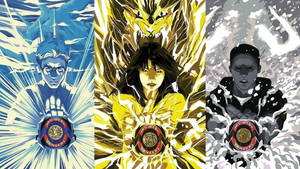 PR Comic Book Cover Wallpaper by SkiAngel