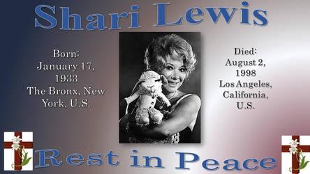 Shari Lewis