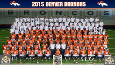 Denver Broncos SB50 Wallpaper