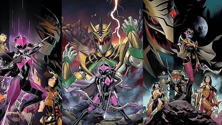 Power Ranger: Ranger Slayer Comic Wallpaper