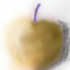 Apple on Gimp by coolizer