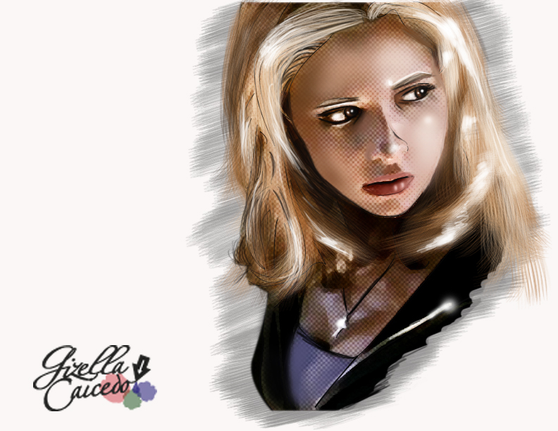 Buffy Summers by EdnaCaicedo