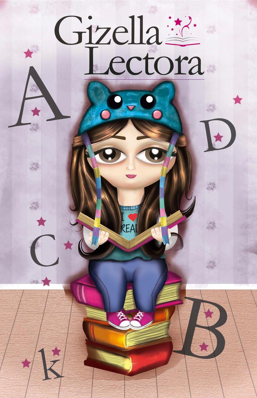 Gizella Lectora by EdnaCaicedo
