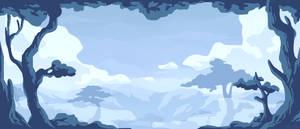 (FREE) blue mist by SqdPxl