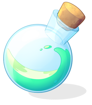 (FREE) motion of the potion by SqdPxl