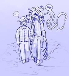 hair (affectionate)