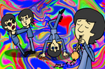 Pyschadelic Beatles