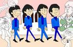 Beatles Cartoon Contest Entry