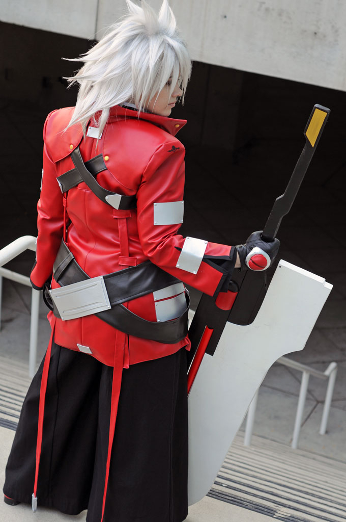 Ragna the Bloodedge by Selenity