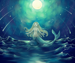 The sea-maid's music by Eoweniel