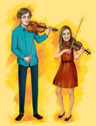 Duo Realia by Eoweniel