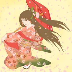 Sakura Fubuki by Eoweniel