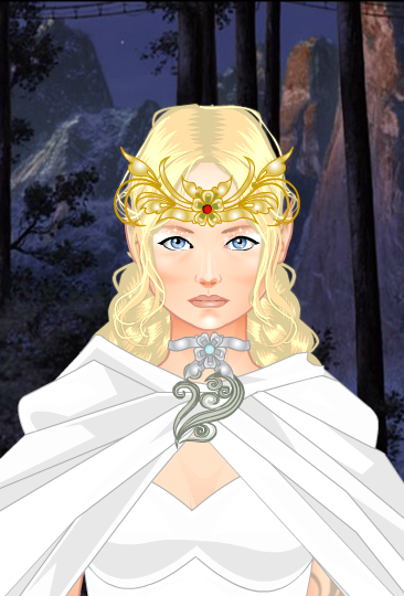 Lady Galadriel by NougamiNeuro09