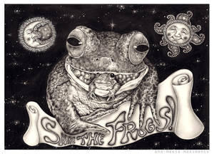Save the frogs III