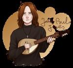john paul jones by CandleInTheWind666