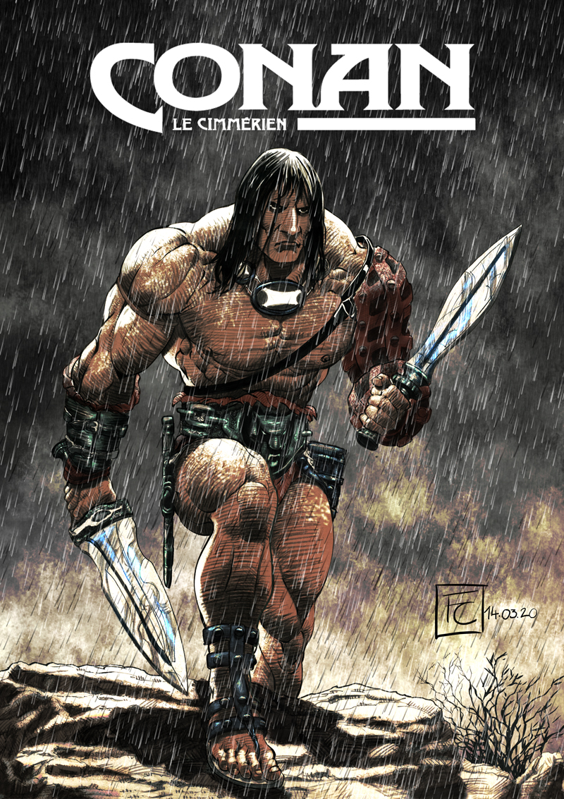 The most famous barbarian